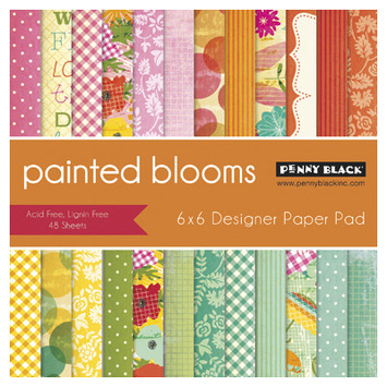 painted blooms picture