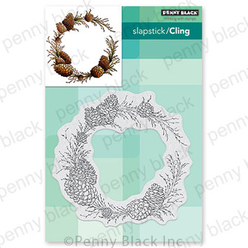 conifer wreath picture