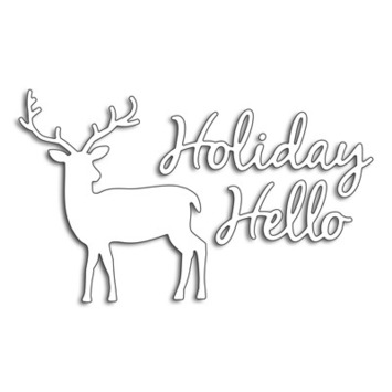 holiday hello picture