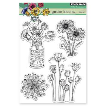 garden blooms picture