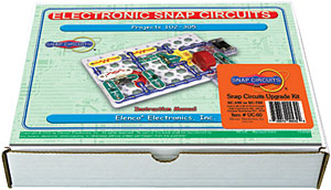 Snap Circuits Upgrade Kit SC-100 to SC-750 picture