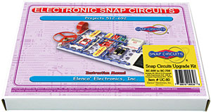 Snap Circuits Upgrade Kit SC-500 to SC-750 picture