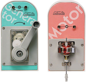 Motor & Generator Kit picture