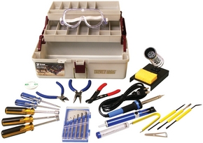 Deluxe 25 pc. Electronic Technician Tool Kit picture