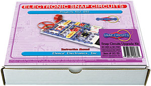 Snap Circuits Upgrade Kit SC-300 to SC-750 picture