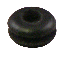 """Rubber Grommet .125""""ID-0.3""""OD picture"""