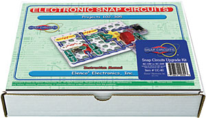 Snap Circuits Upgrade Kit SC-100 to SC-500 picture