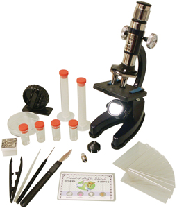 Microscope Set in Carrying Case picture
