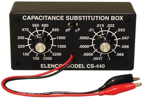 Capacitor Substitution Box picture