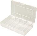 Parts Box 5 Fixed Compartments
