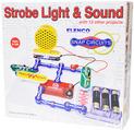Snap Circuits Strobe Light & Sound