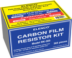 Combo Resistor/Capacitor Kit  465 pcs