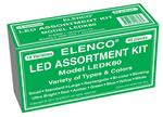 80 pc LED component kit