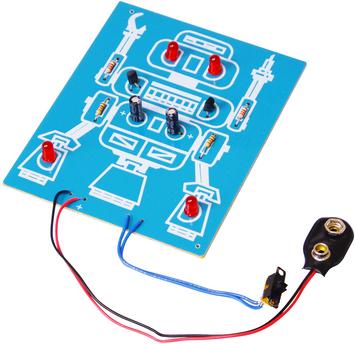 LED Robot Blinker picture