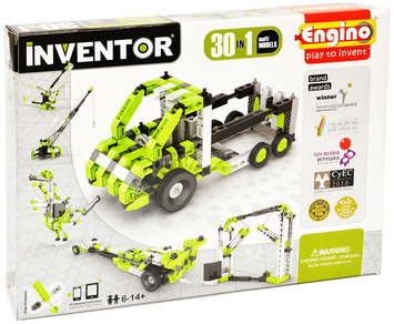 Engino ® -  INVENTOR 30 MODELS MOTORIZED SET picture