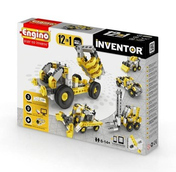INVENTOR 12 MODELS INDUSTRIAL picture