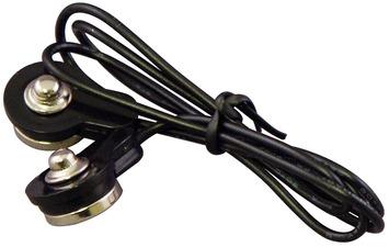 "Jumper Wire 18"" (Black) picture"
