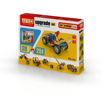 Engino Upgrade Set from 20 to 25 Models picture