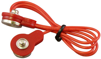 "Jumper Wire 18"" (Red) picture"