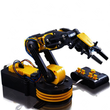 Robotic Arm Wire Controlled picture