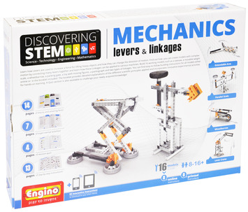 STEM Mechanics Levers & Linkages picture
