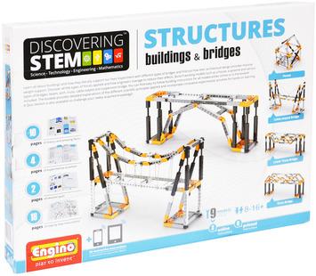 Engino ® - STEM STRUCTURES:Buildings & Bridges picture