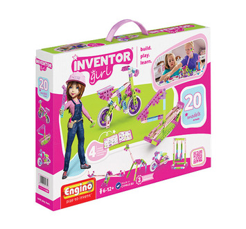 Engino® - Inventor Girl 20 models picture