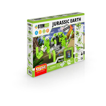 Engino® - JURASSIC EARTH - (MOTORIZED) picture