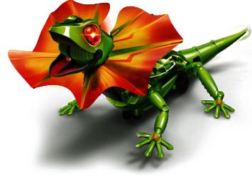 King Lizard Robot Kit picture