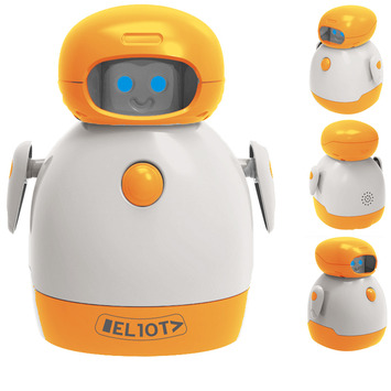 EL10T: My First Coding Robot picture