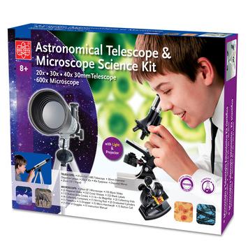 Telescope/Microscope Combo picture