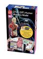 8 piece 10″ Human Anatomy Model AR Edition
