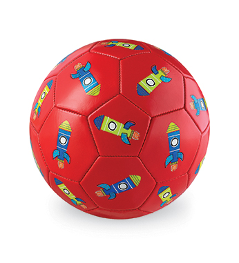 Size 3 Rockets Soccer Ball picture