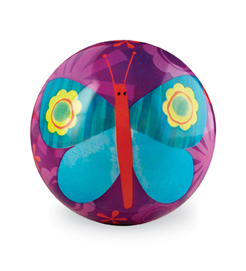 "4"" Butterfly Playball picture"