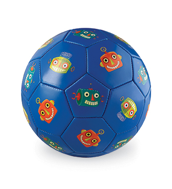 Size 3 Robots Soccer Ball picture