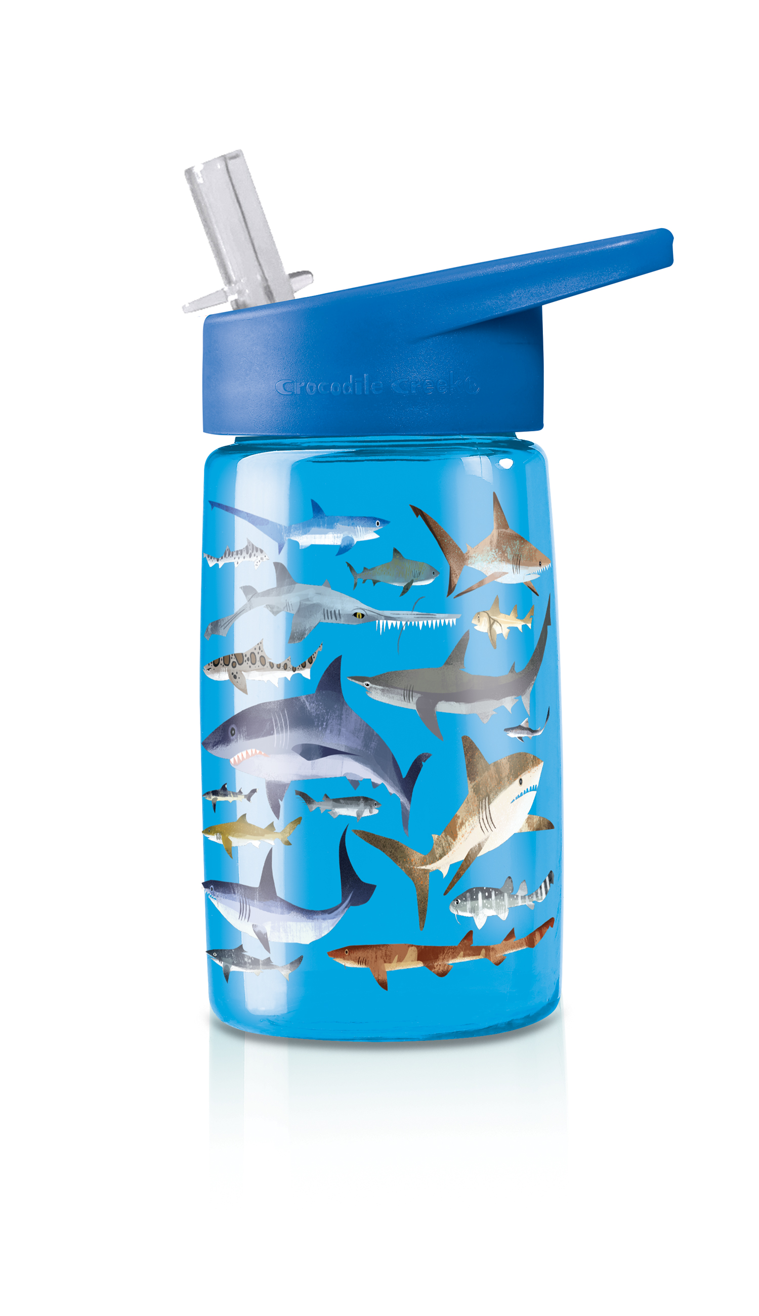 Sharks Tritan Drinking Bottle picture