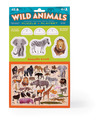 Pop Out & Play Set/Wild Animals