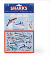 Pop Out & Play Set/Sharks