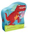 Dinosaur Shaped Puzzle