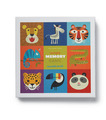 Jungle Jamboree Memory Game