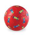 Size 2 Rockets Soccer Ball