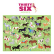 Horses Thirty-Six Animals Puzzle additional picture 2