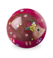 """4"""" Hedgehog Playball"""