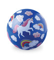"4"" Playball/Unicorn"