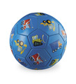 Size 2 Vehicles Soccer Ball