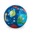 "4"" Playball/Solar System"