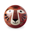 "4"" Tiger Playball"