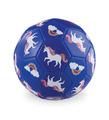 Size 3 Soccer Ball/Unicorn