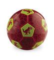Size 3 Dinosaur Soccer Ball