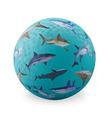 "5"" Sharks Playball"